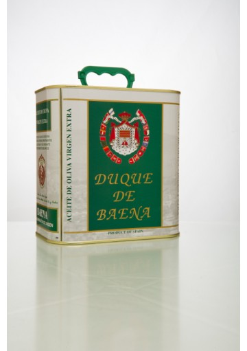 Duque de Baena Lata de 2,5 litros (caja 4 unid.)